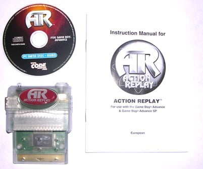 Thumbnail 1 for Action Replay GBA
